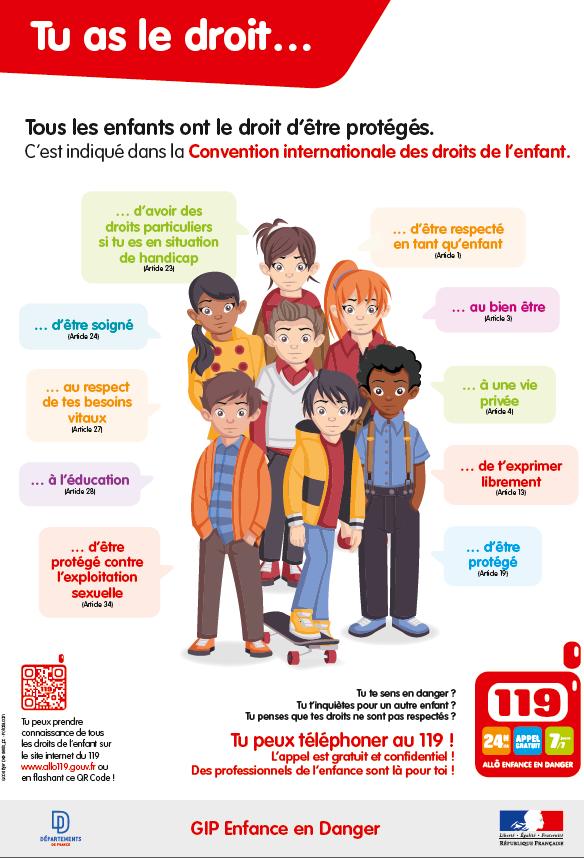 #UNICEF - #EnBleuPourUnicef - JOURNÉE INTERNATIONALE DES DROITS DE L'ENFANT ! #119