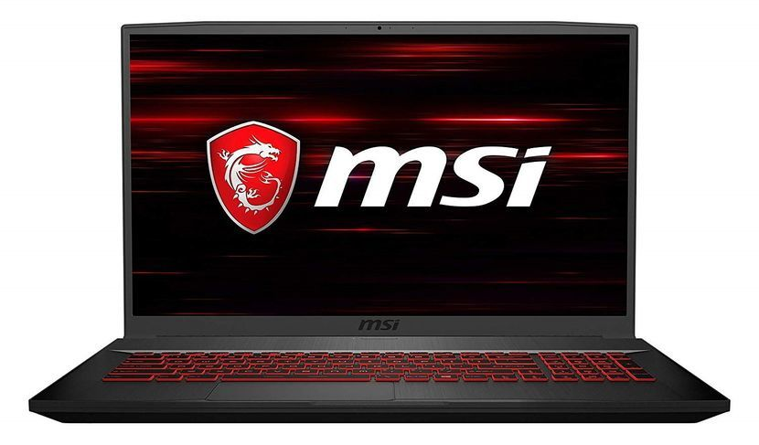 #GAMING - MSI GF75 Thin : un portable gamer accessible !