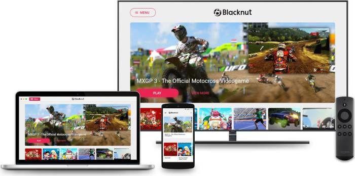 #GAMING - L'alternative made in France à #Stadia : #Blacknut et ses 365 jeux !