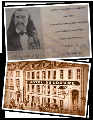 Crédits (c) Le Grand Hotel du Louvre de Valognes