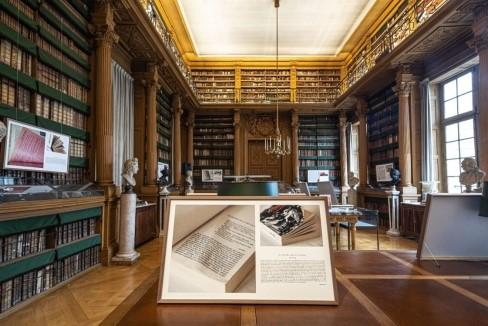 #CULTURE - Nuit de la lecture 2020 à la Bibliothèque Mazarine, Paris