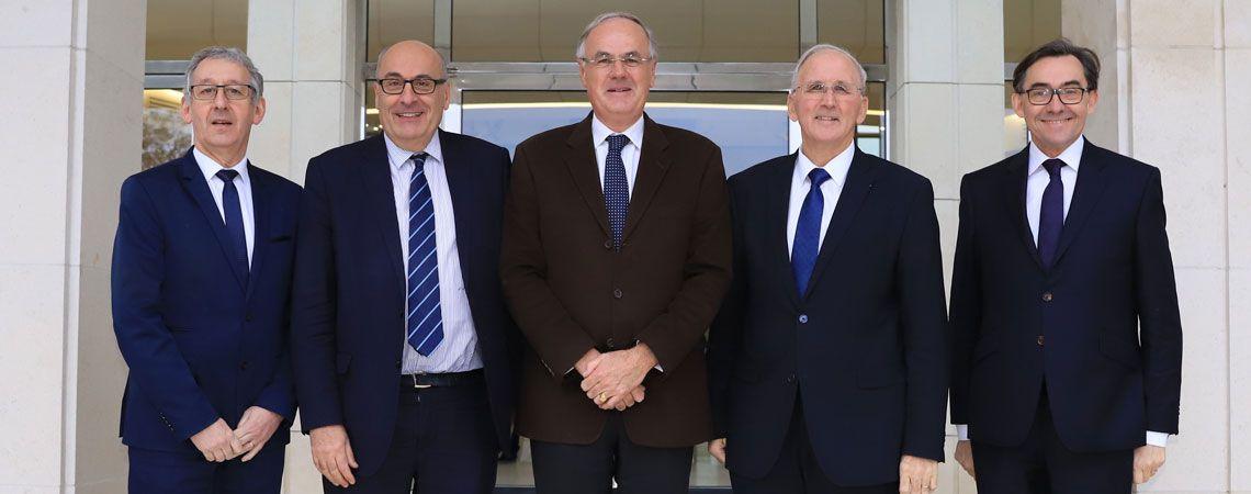 Numéros d'appel d'urgence, les présidents des conseils départementaux normands s'engagent pour une plateforme commune santé-secours dans chaque département