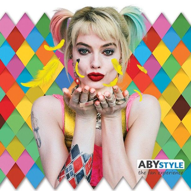 #GEEK - Chez ABYstyle on aime Harley Quinn !