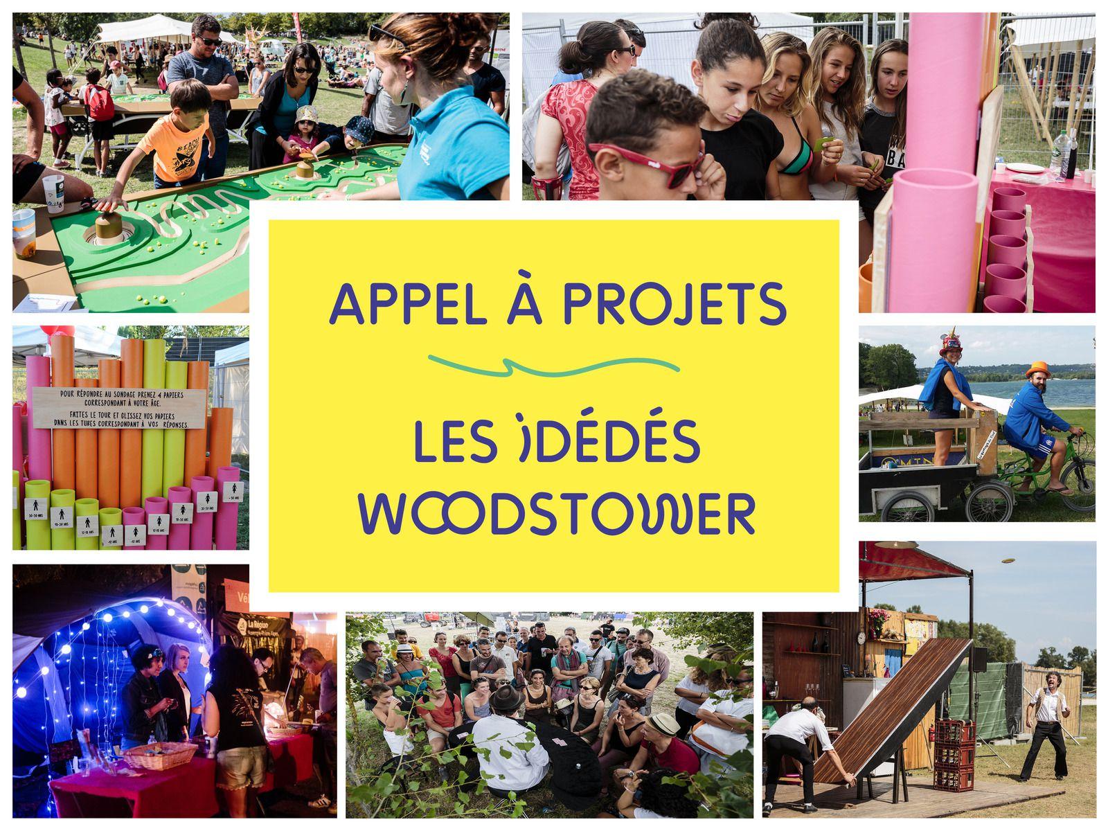 #ECOLOGIE - Appel à projets Green : Les Idédés de Woodstower - le retour !