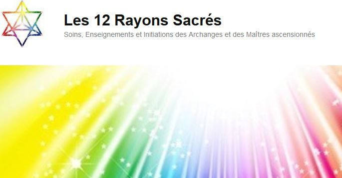 Les 12 Rayons Sacrés