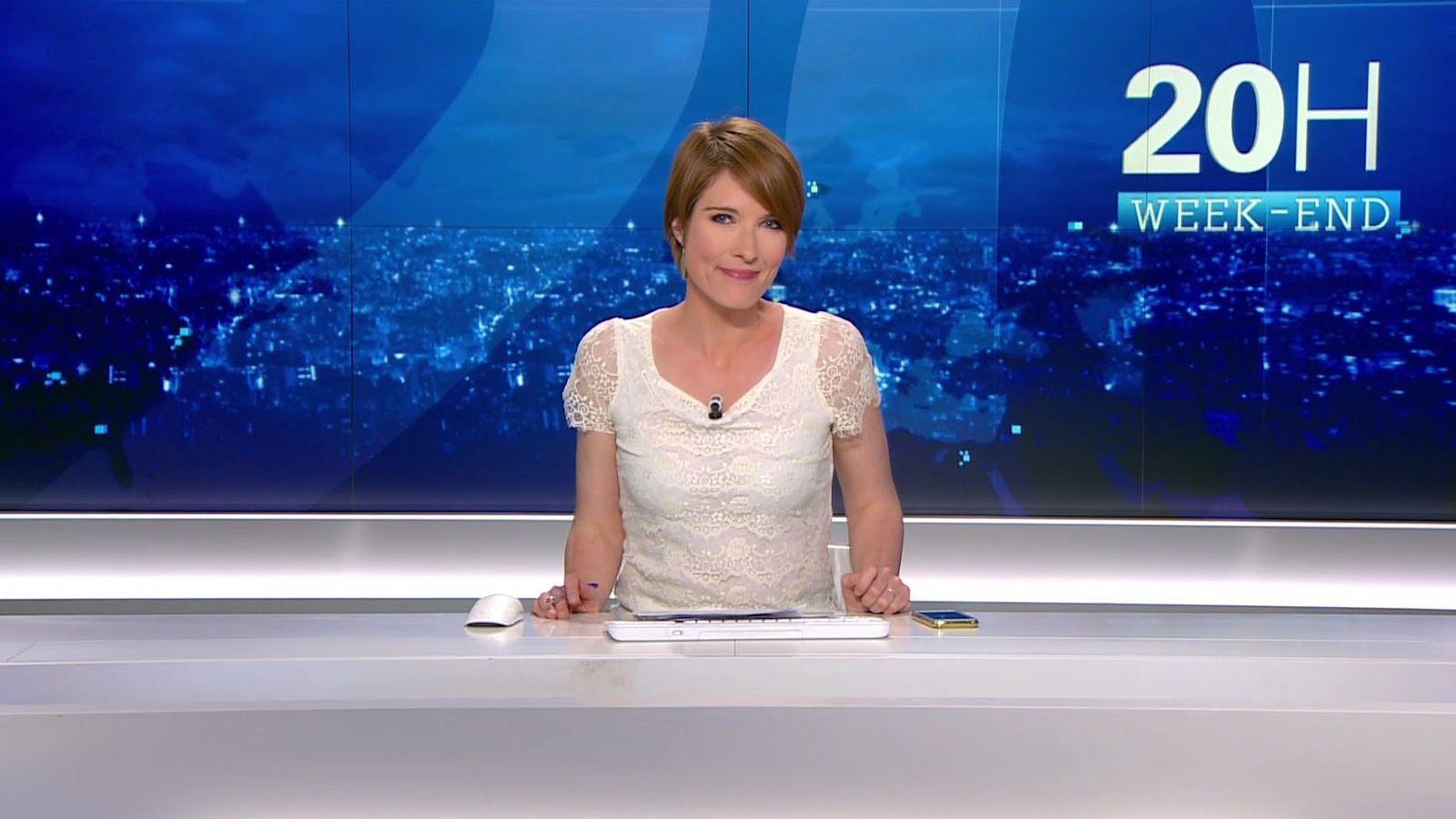 📸5 LUCIE NUTTIN @LucieNuttin @JohannaCarlosD8 ce soir @bfmtv #vuesalatele