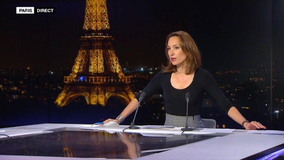 📸6 STEPHANIE ANTOINE @StphAntoine pour PARIS DIRECT ce soir @France24_fr @FRANCE24 #vuesalatele