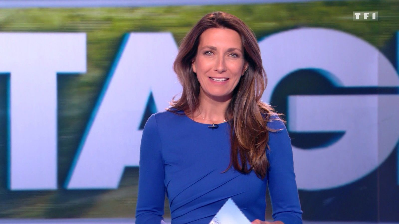 📸3 ANNE-CLAIRE COUDRAY @ACCoudray @TF1 GRANDS REPORTAGES ce midi #vuesalatele