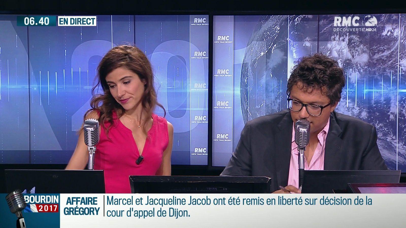 📸7 CHLOE CAMBRELING ce matin @RMCDecouverte #vuesalatele