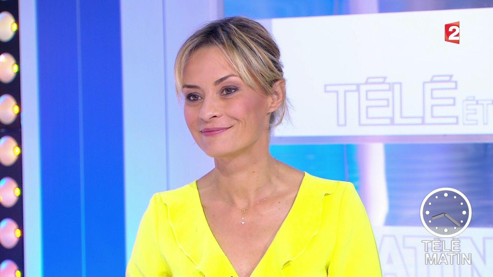 📸8 NATACHA HARRY @natacha_harry ce matin @telematin @France2tv #vuesalatele