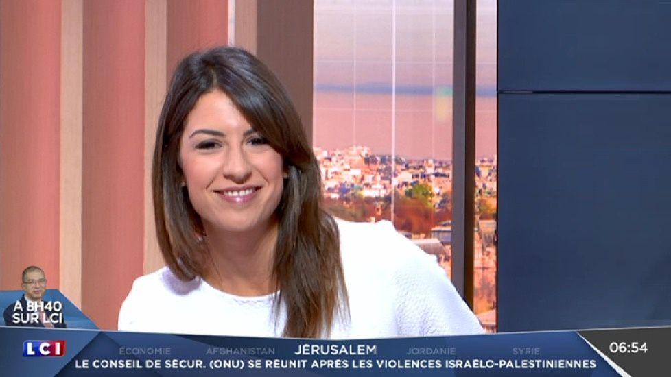 📸15 HELENE MANNARINO @HeleneMannarino ce matin @lcimatin @lci #vuesalatele