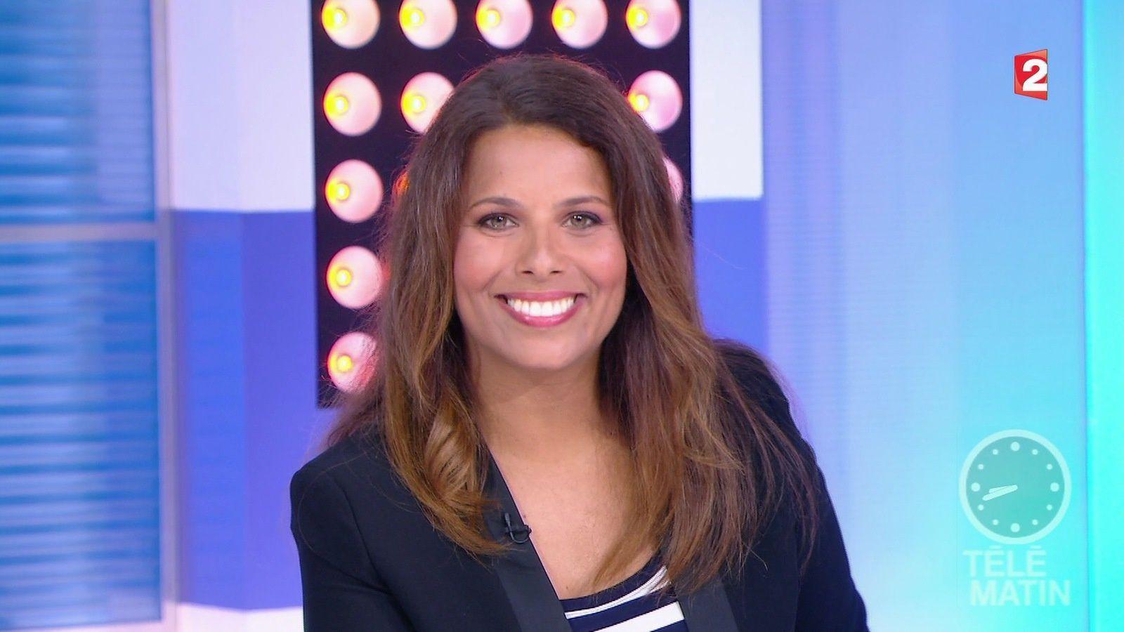 📸6 MYRIAM SEURAT ce matin dans TELEMATIN sur FRANCE 2 #vuesalatele