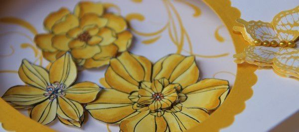 Blog Hop sous le signe du jaune ou du soleil!