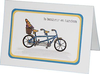 """Le nouveau set Sale A Bration """"sur deux roues"""""""