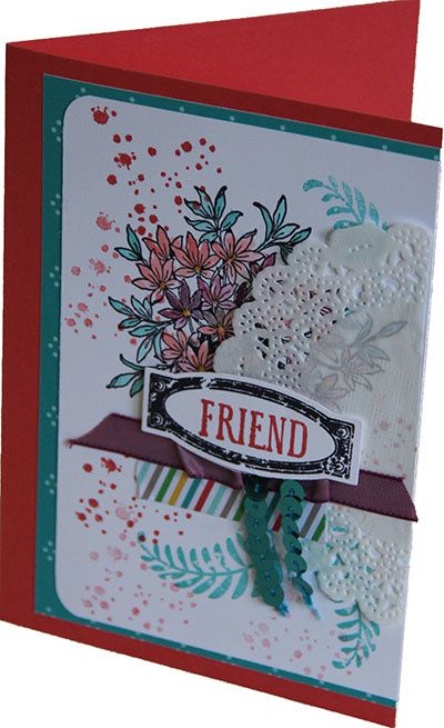 Awesomely Artistic Stampin'Up!