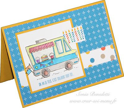Full truck by Stampin'Up!