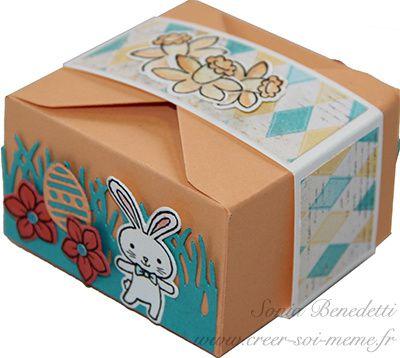 Une boîte pour Pâques