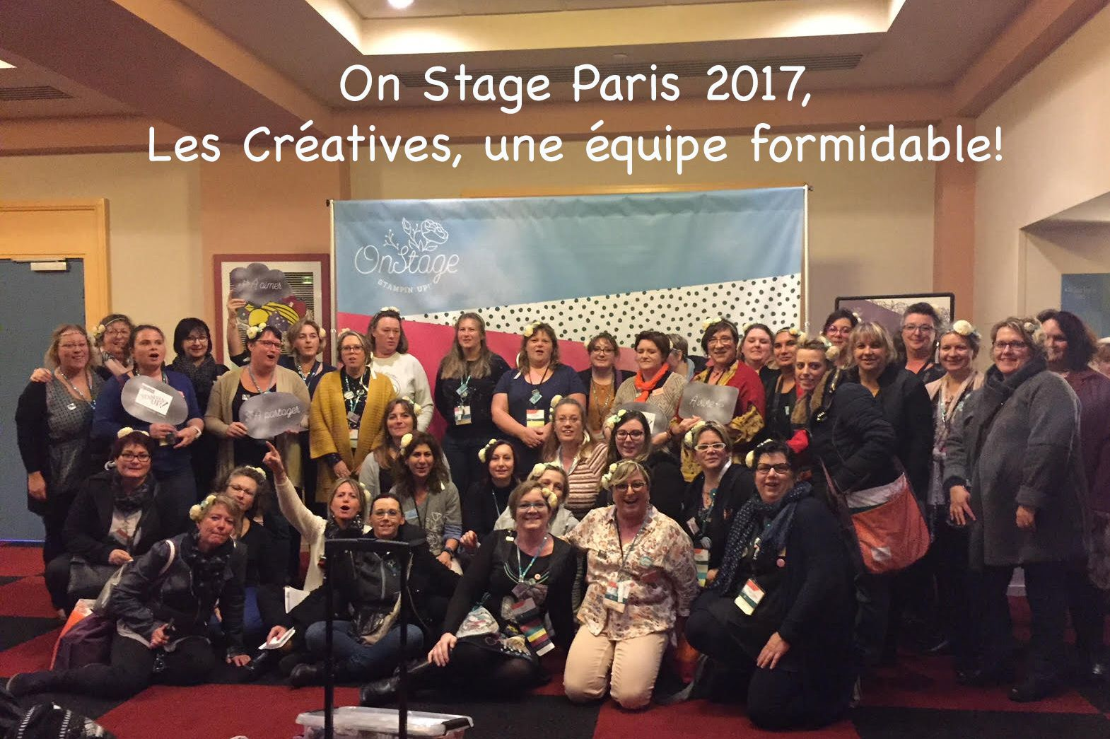 On Stage Paris 2017, un week-end mémorable!