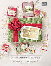 Catalogue automne hiver Stampin up 2018, des quoi trouver l'inspirations pour des créations et des décorations uniques. Je suis à votre disposition pour vous présenter les produits en Normandie, dans l'Eure, la Seine Maritime et le Calvados
