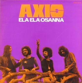 axis, un groupe grec des années 1970 officiant ainsi dans un mélange de rock progressif et de hard-rock
