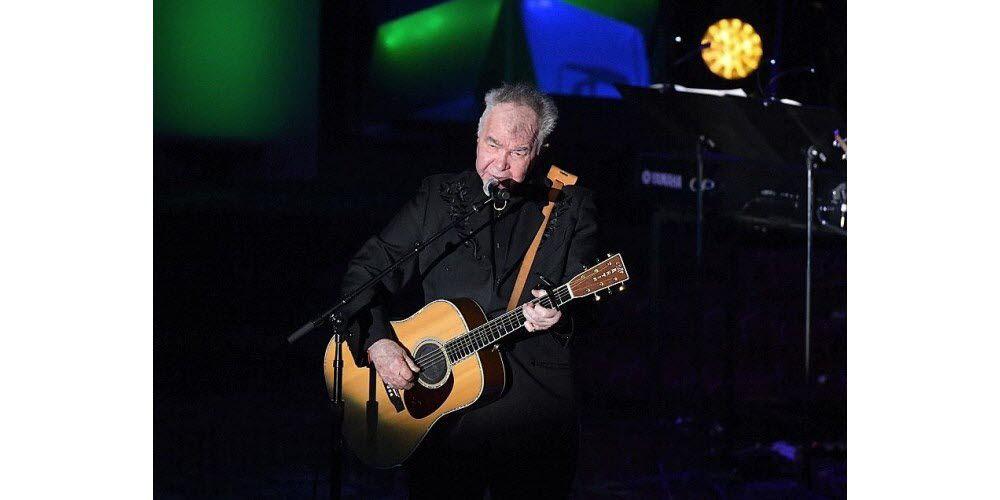 john prine, un auteur-interprète américain de country-folk qui est mort le 7 avril 2020 des suites du covid 19