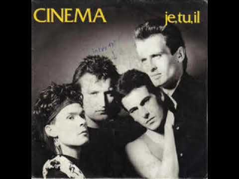 """cinema, un groupe de rock français des années 1980 qui s'est adonné à la musique le temps d'un 45 tours """"je,tu,il"""" et """"un corps dans le décor"""""""