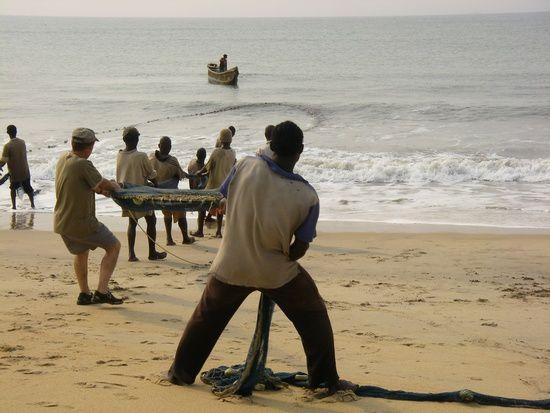 Regard croisé sur les pêcheurs Fanti