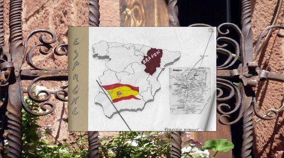 Carnet de voyage en Aragon de Françoise ROBERT