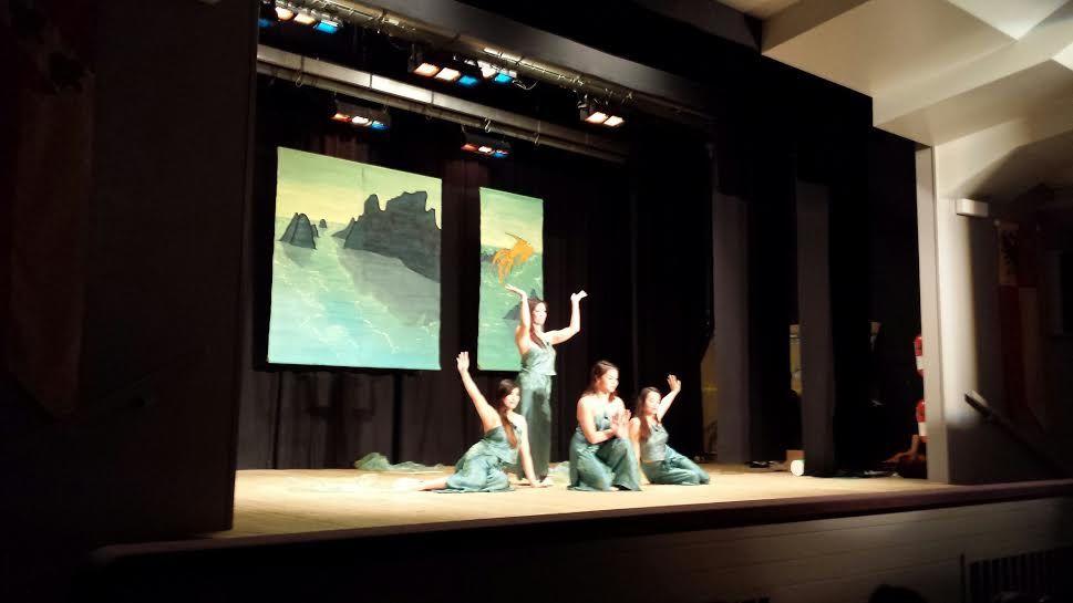 La fête du Têt avec l'association Huong Viet à Collonge-Bellerive