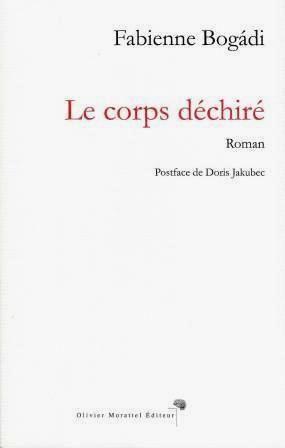 """""""Le corps déchiré"""" de Fabienne Bogadi"""