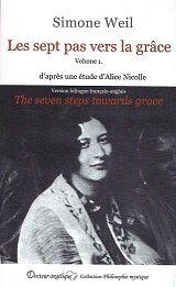 """""""Les sept pas vers la grâce"""" de Simone Weil"""