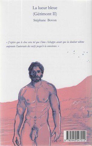 """""""La lueur bleue (Gérimont II)"""" de Stéphane Bovon"""