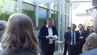 La journée libérale romande 2014 à Lausanne