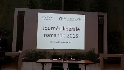 Journée libérale romande 2015: l'éducation et la formation: entre tradition et défis
