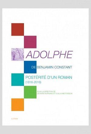 Adolphe, de Benjamin Constant