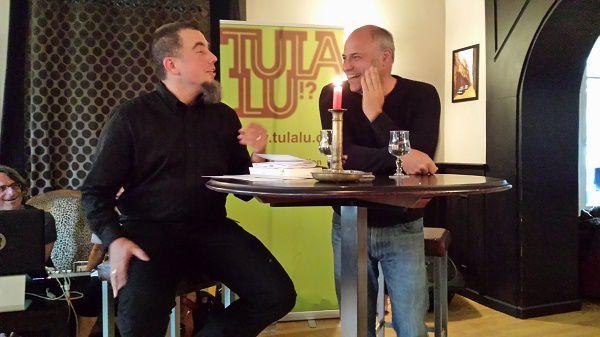Pierre Fankhauser et Joseph Incardona