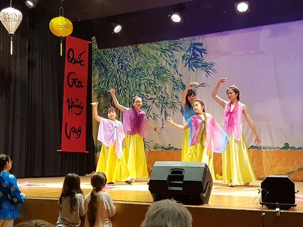 La danse persane