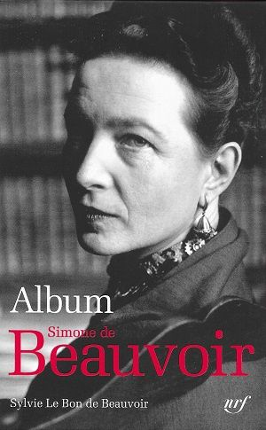 Album Beauvoir, de Sylvie Le Bon de Beauvoir