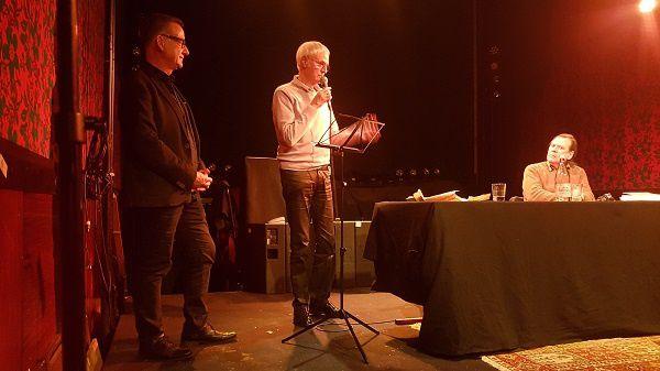 Olivier Engler, Richard Rognet et Jean-Pierre Vallotton