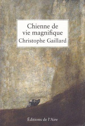 Chienne de vie magnifique, de Christophe Gaillard