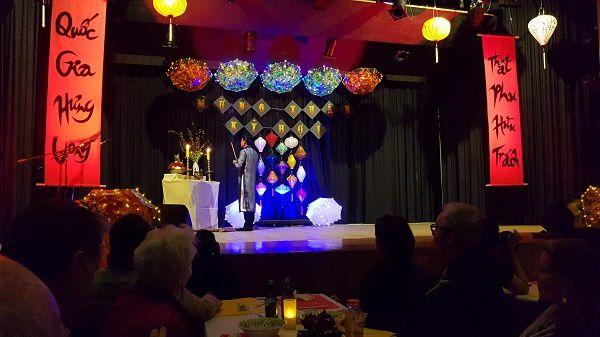 Têt 2019 aux Avanchets, organisé par le Cercle culturel Làng Viêt
