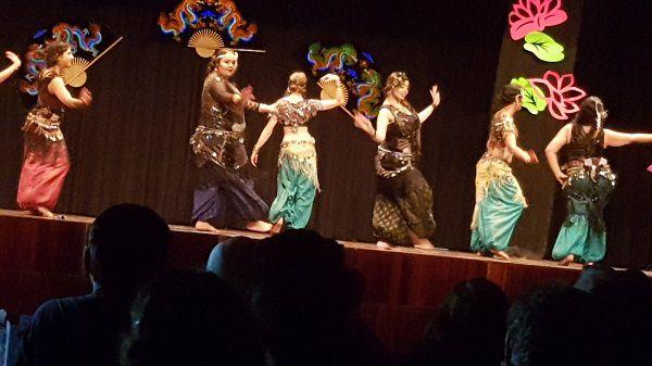 Danse de la tribu Dunya