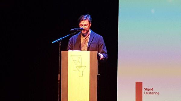 Vincent Baudriller, Directeur du Théâtre de Vidy