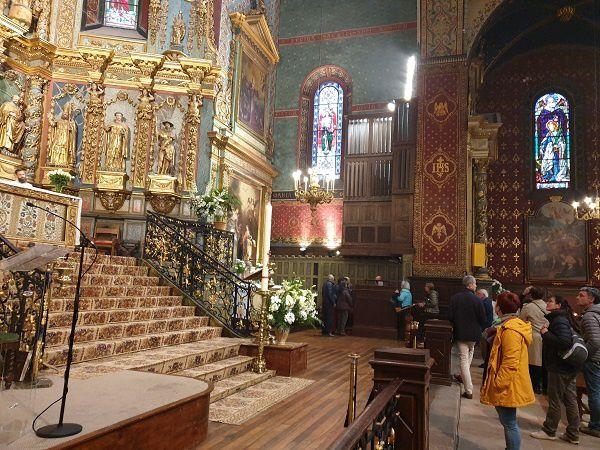 L'orgue du choeur restauré