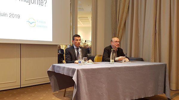 Pierre Bessard et Olivier Meuwly
