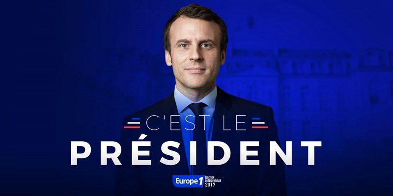 Un nouveau président pour la République