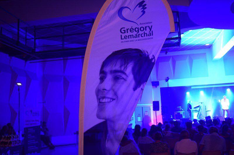 """Un concert au profit de l'association """"Grégory Lemarchal"""""""