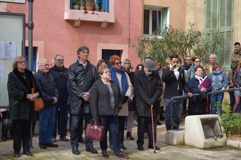 Hommage et recueillement pour Arnaud Beltrame