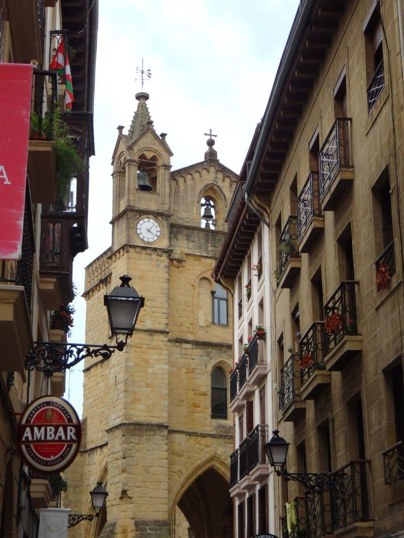 Saint Sébastien (fin)