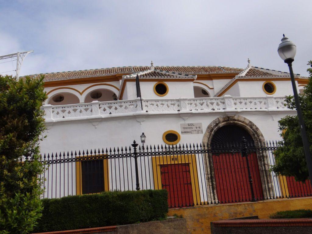 Centre historique et arènes